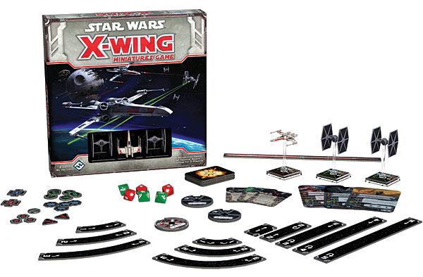x-wing contenuto