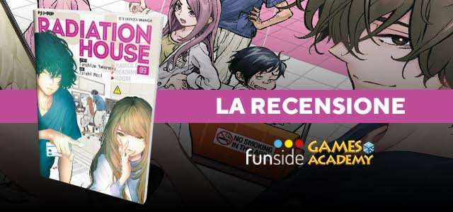 Radiation House Recensione Banner