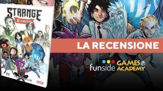 Strange Academy 1 La Recensione Banner