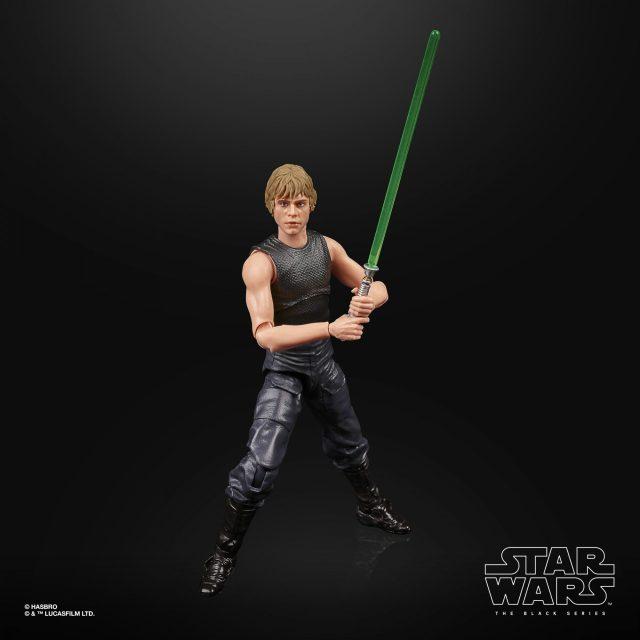 Star Wars Black Series Hasbro Luke Skywalker