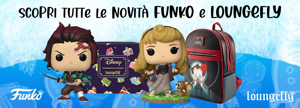 Funko, Loungefly & Games Academy Funside! Banner