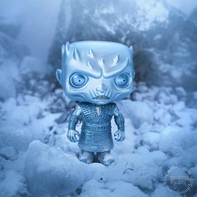 Funko Pop! Exclusives Games Academy Game of Thrones 44 - NIGHT KING (S.Fight)
