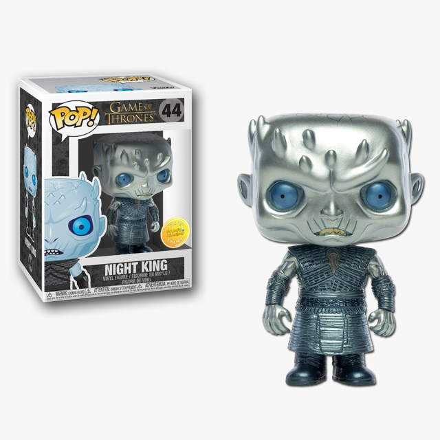 Funko Pop! Exclusives Games Academy Game of Thrones 44 - NIGHT KING