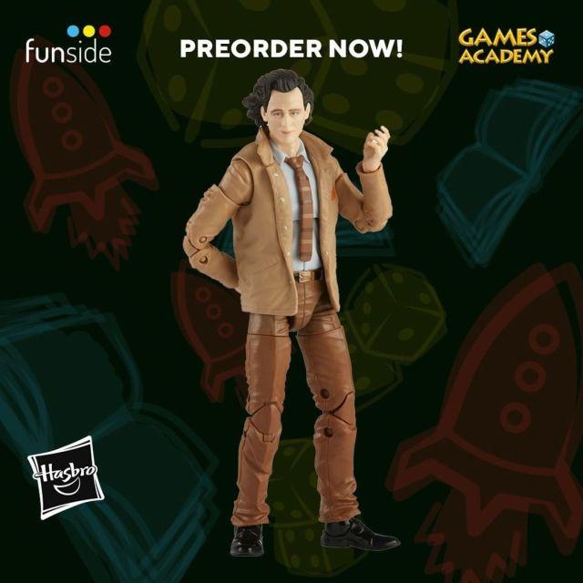Hasbro Action Figure Marvel Legends Loki