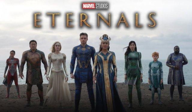 Gli Eterni, Personaggi - Cast del film