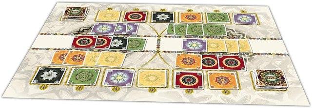 Mandala - La plancia di gioco