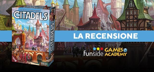 Citadels (2021) - La Recensione Banner
