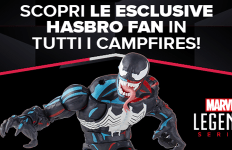 Hasbro Fan Esclusive Campfire Lucca 21 - Banner
