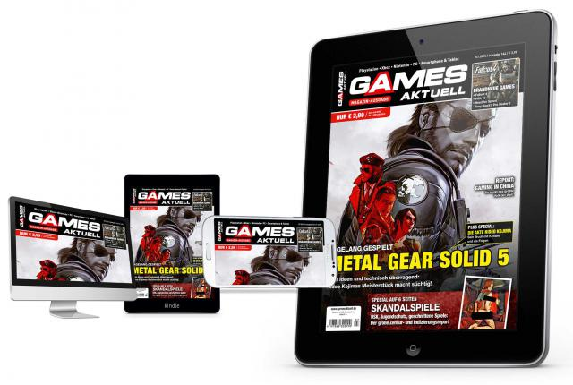 Games Aktuell Digital Fr IOS Android Kindle Fire Und