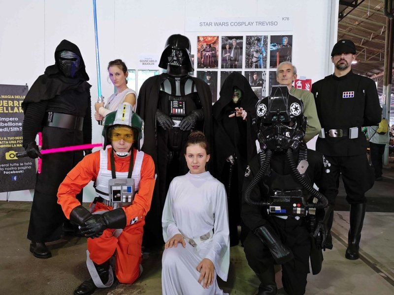STAR WARS COSPLAY 4