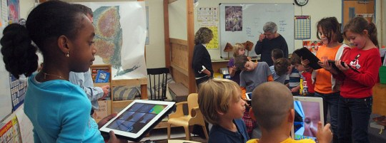 Teachers Surveyed on Using Digital Games in Class   Games and Learning iPads in School