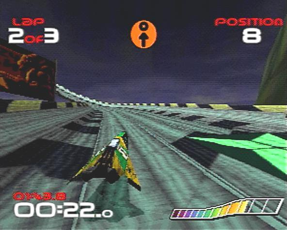 Image result for game wipeout psone