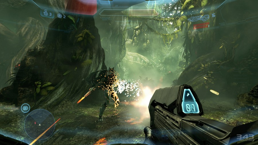 Halo 4     review     Games Asylum Halo 4     review