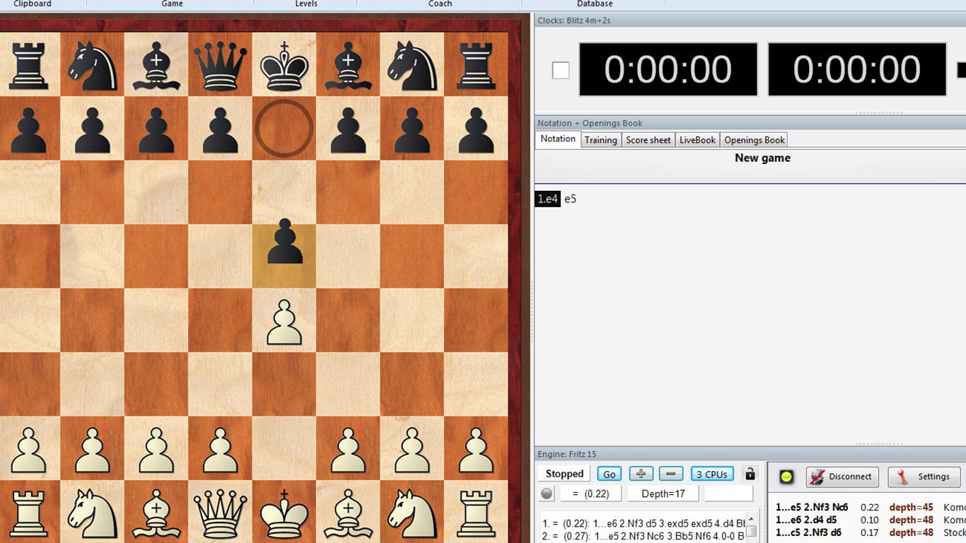 Fritz Chess 15