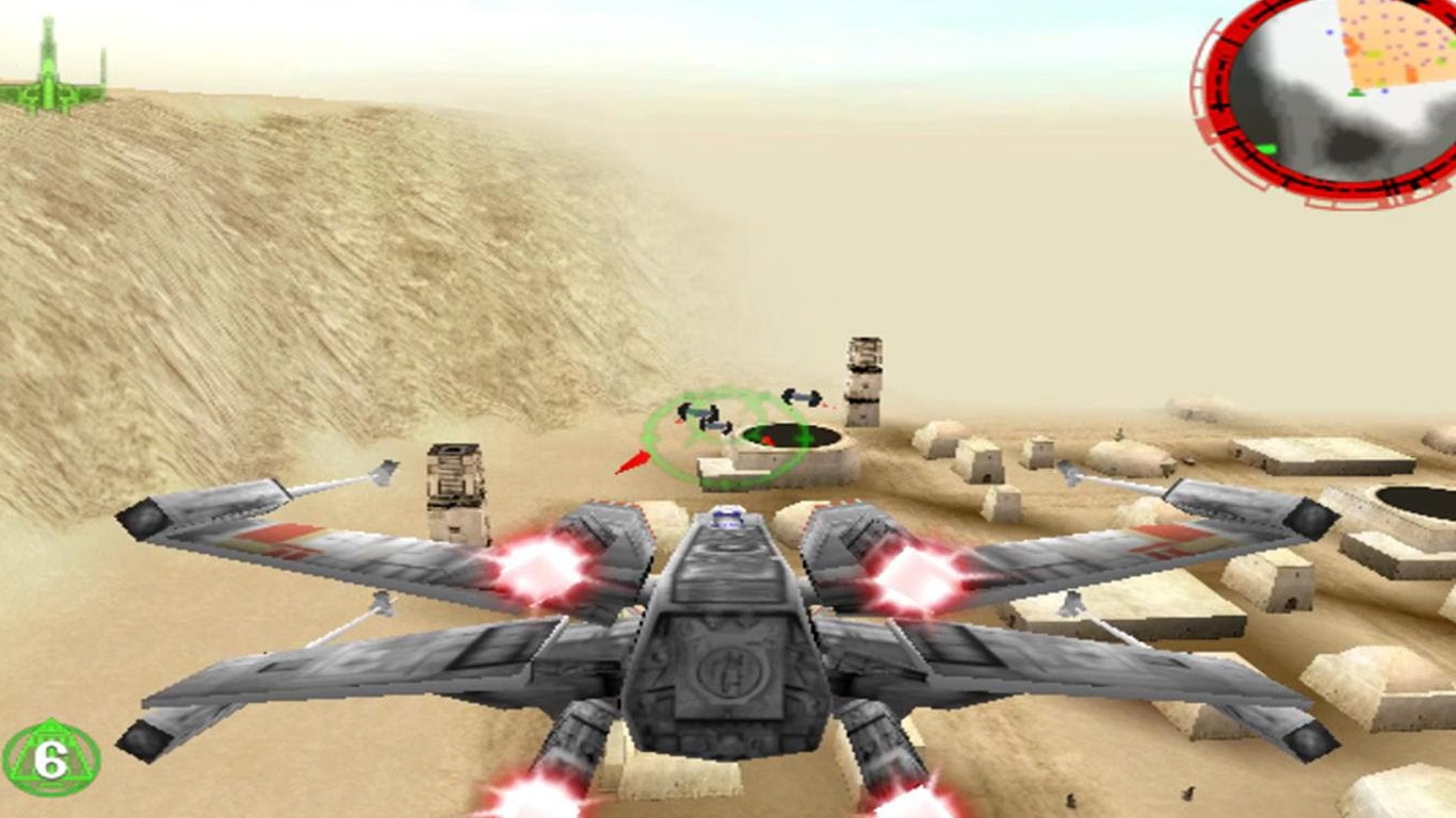 Star Wars - Rogue Squadron 3D