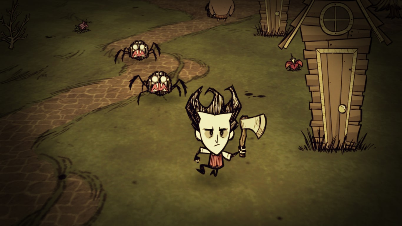 Don't-Starve