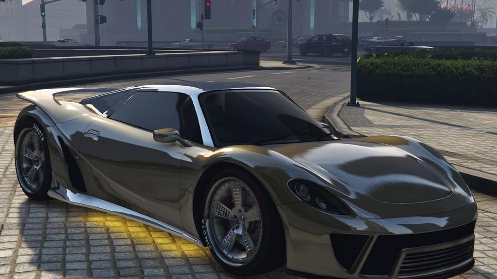 Car in GTA V