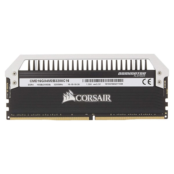 Corsair Dominator Platinum DDR4 3200 MHz