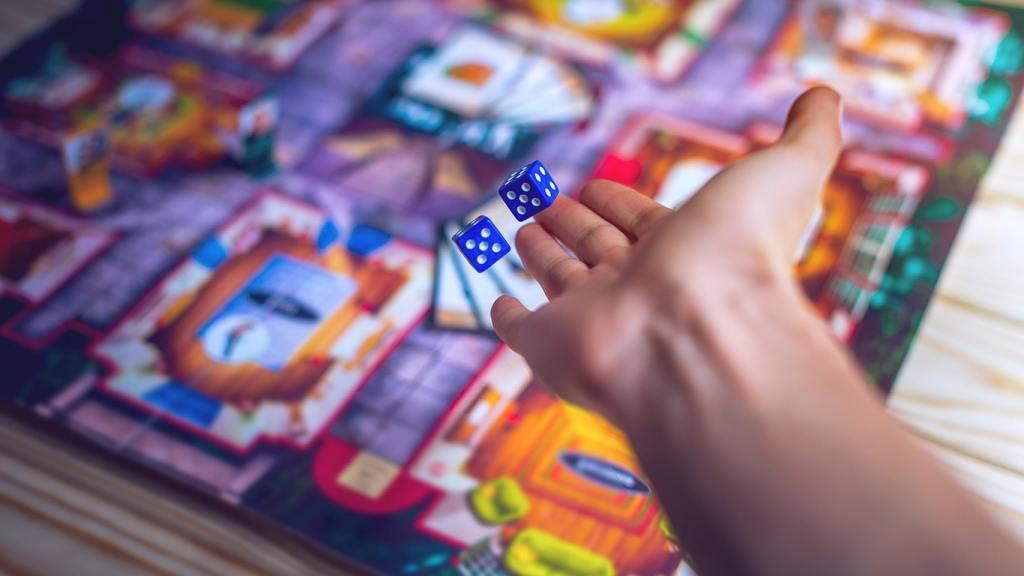Be Good at Board Games