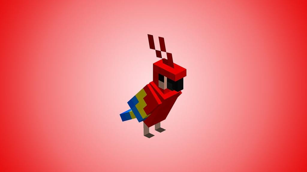What Parrots Eat in Minecraft