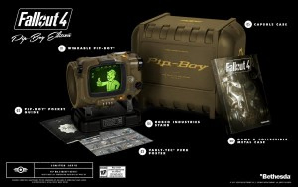 bundle pip boy edition