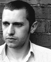 Toby Barnes, looking moody