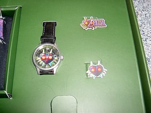 Zelda Majoras Mask Limited Edition Adventure Set