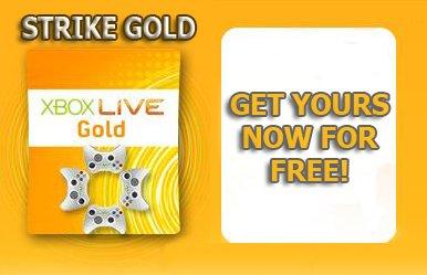 Free-Xbox-Live-Gold