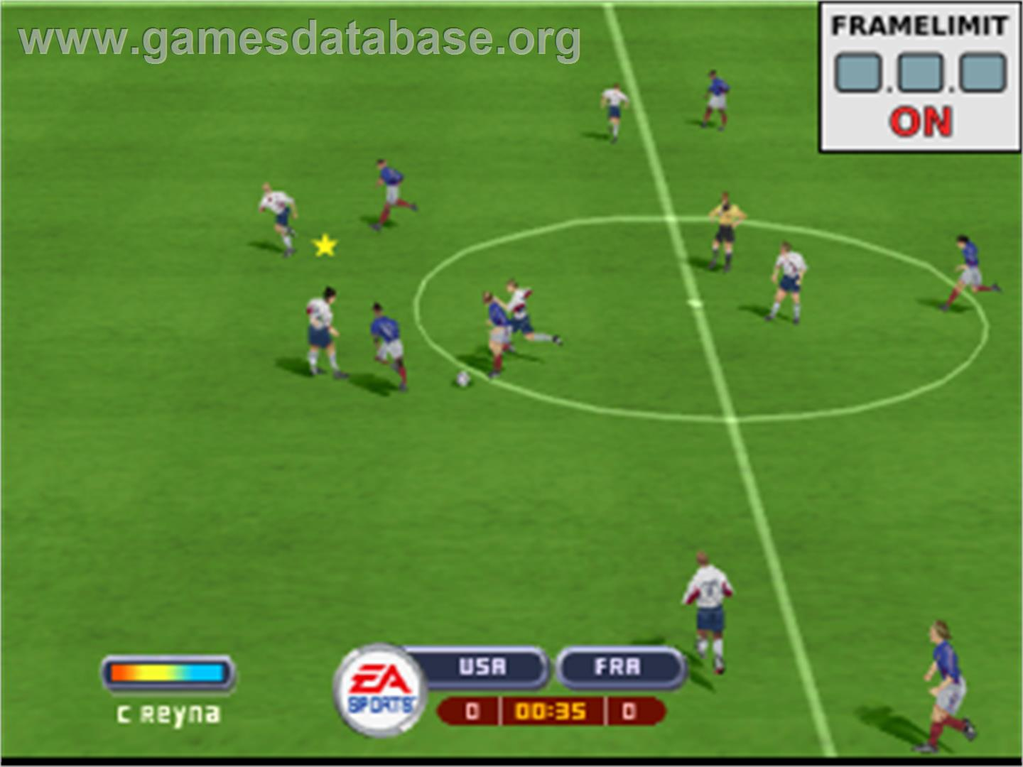 2002 FIFA World Cup Sony Playstation Games Database