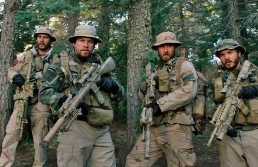 Filme de guerra conta história de 4 soldados Seals