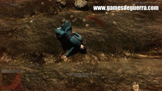 Jogue em equipe ou morra em trincheras sujas e enlamaçadas