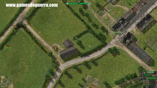 Close Combat: Gateway to Caen oferece mapas realistas baseados em fotos da época