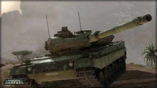 Armored Warfare é jogo no estilo World of Tanks com blindados modernos