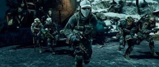 Em 7º, um pouco mais do mesmo, Call of Duty: Ghost