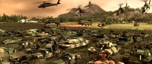 Wargame: Airland Battle fatura 9º com estratégia em tempo real