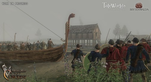 "Vikings no novo ""Vikings Conquest"""