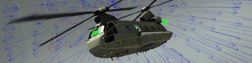 Novo modelo de voo é baseado em Take on Helicopters