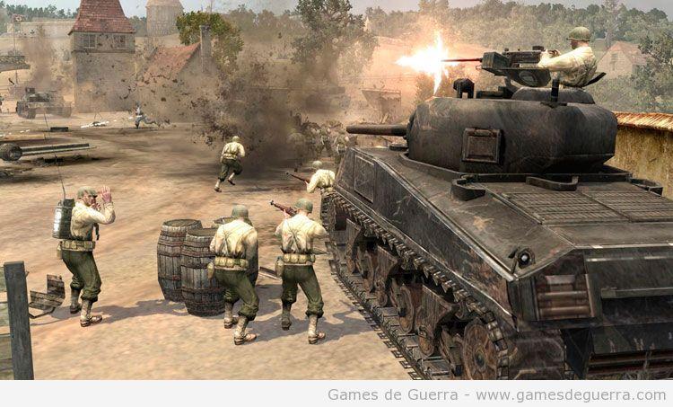 Company of heroes jogos para pc fraco de guerra