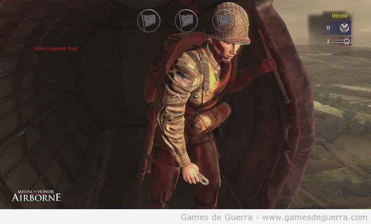 Medal of Honor airborne jogo para pc fraco de guerra 2016