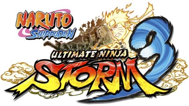 Naruto Shippuden: Ultimate Ninja Storm 3 Logo