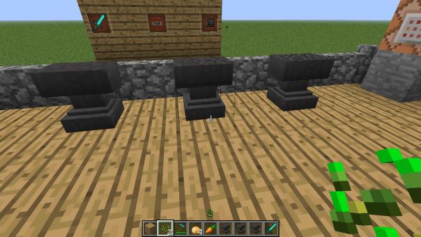 Minecraft 1.4.2 Yunque