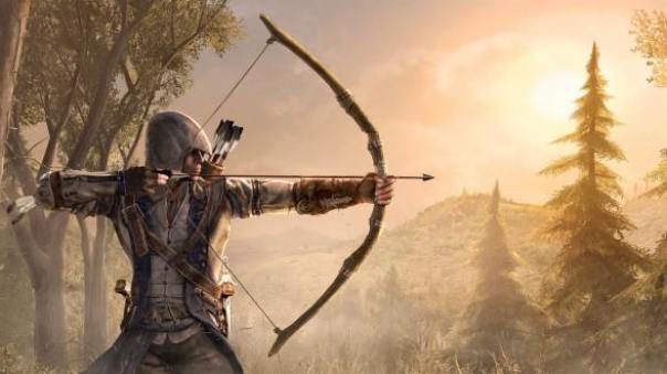 Assassins-Creed-3-Connor-Arco-y-Flecha
