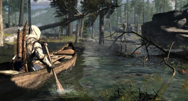 Assassin's Creed III - ''La Frontera''