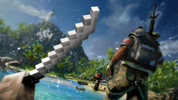 Far Cry 3 Minecraft