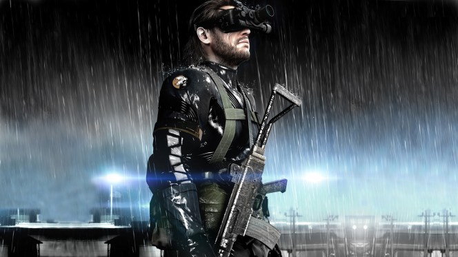 Big Boss - Metal Gear Solid Ground Zeroes