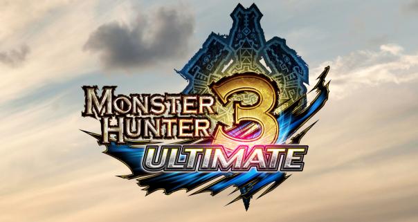 Monster Hunter 3 Ultimate Wii U y 3DS
