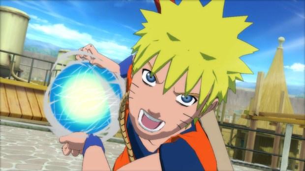 Naruto Shippuden: Ultimate Ninja Storm 3 Traje de Goku