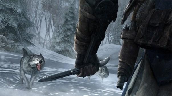 Assassin's Creed III - Caza de animales