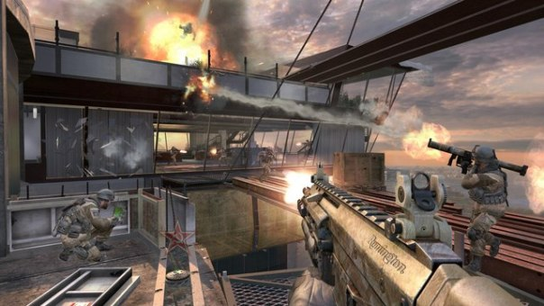 Call of Duty 10 Modern Warfare 4