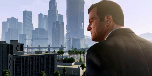 Grand Theft Auto V - Los Santos
